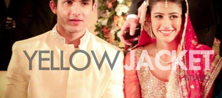 Shehroz Sabzwari and Syra's Wedding Pictures