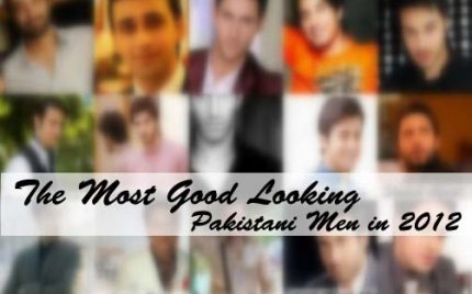 The Most Good Looking Pakistani Men in 2012