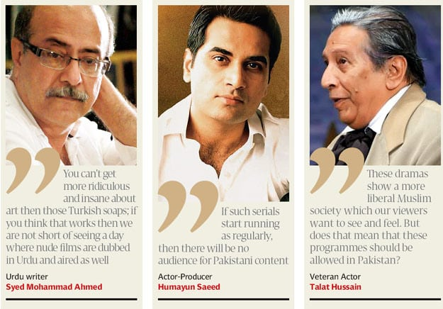Pakistani Actors speak up For Their Rights