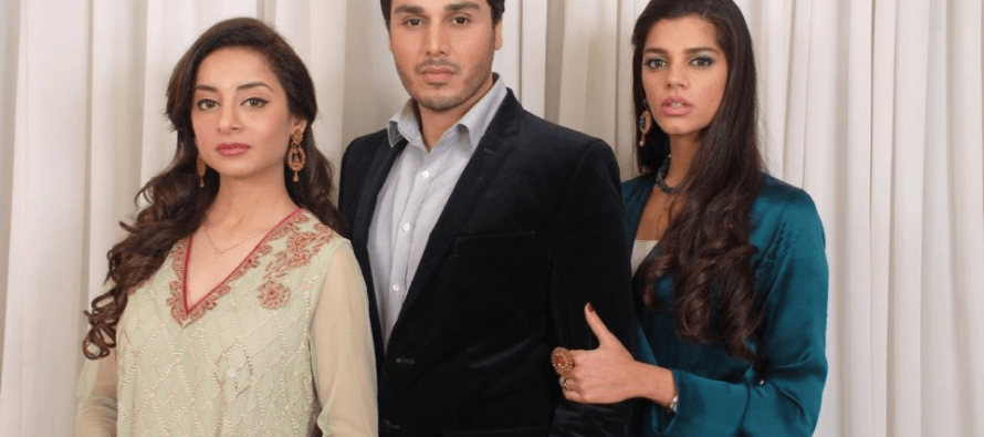 Sanam Saeed and Ahsan Khan ready for the Next Project!