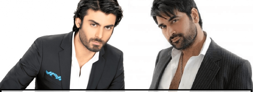 Fawad Khan and Humayun Saeed- Same Same but Different!