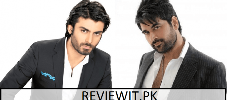 Fawad Khan and Humayun Saeed- Same Same but Different!
