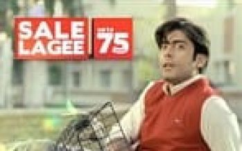 Fawad Khan's New Commercial