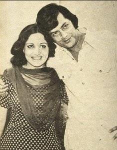 Rani and waheed Murad