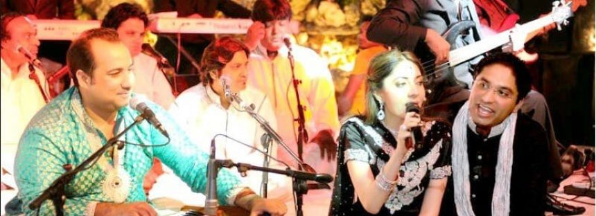 Sharmila Farooqui's Engagement Pictures