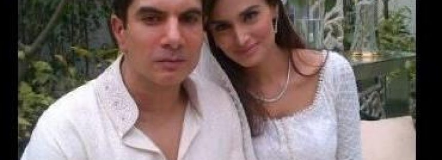 Model Mehreen Syed Marries Ahmed Sheikh-Latest Reveals!