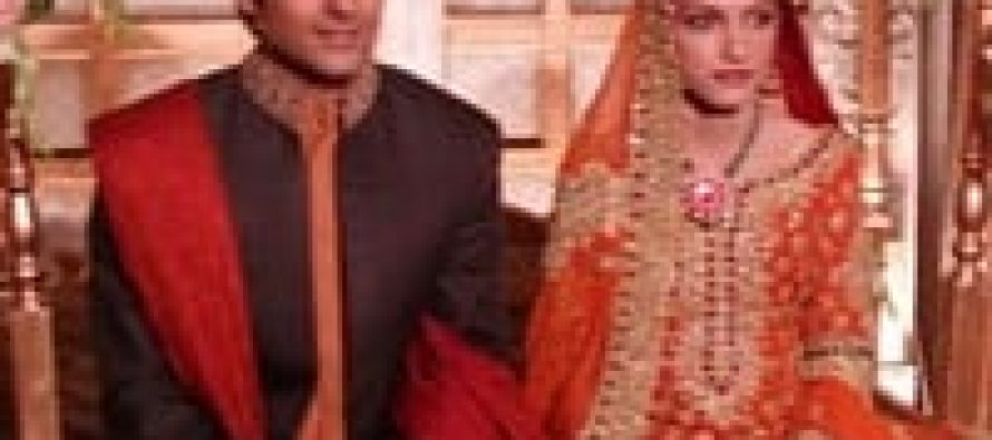 Bushra Ansari's Daughter Wedding Pictures