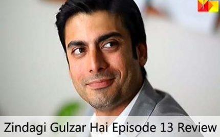 Zindagi Gulzar Hai Episode 13 – Asmara/Zaroon – Farhan/Sara – Ghazala/Junaid!