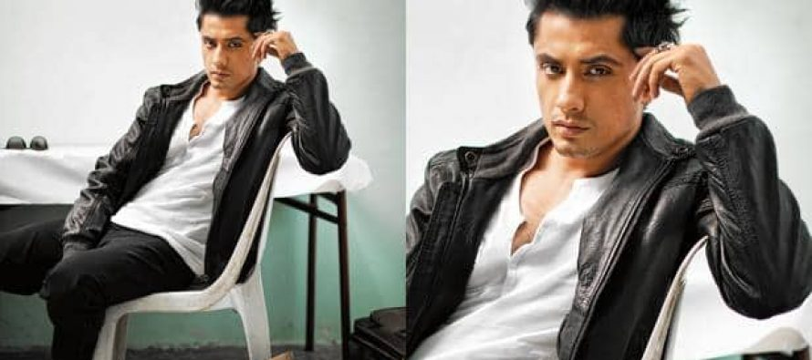 Ali Zafar's Photoshoot For his upcoming Ventures!