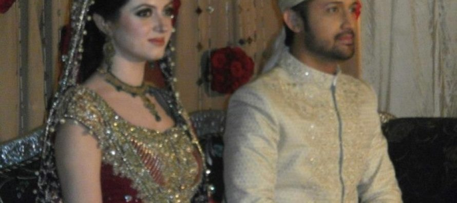 Atif Aslam's Wedding Pictures!