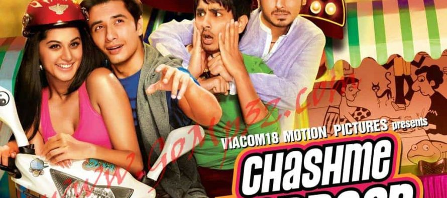 Ali Zafar's Chashme Baddoor to release this April in India!