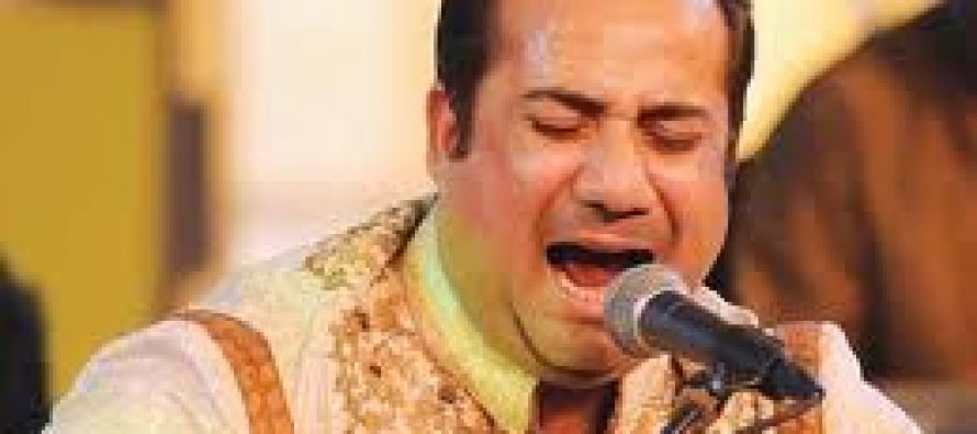Rahat Fateh Ali Khan to record songs for Bollywood in Dubai ONLY!