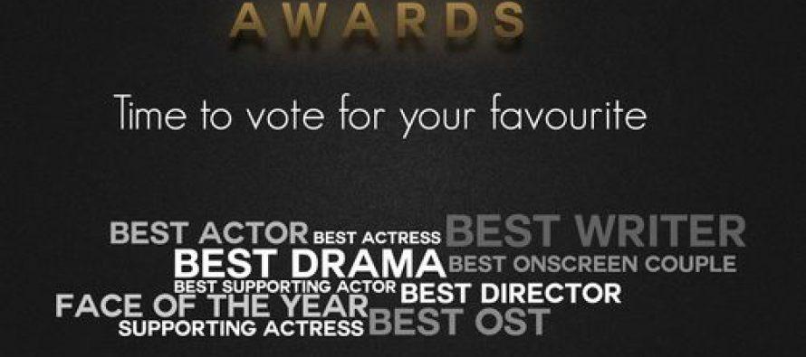 Dramas Online Awards 2012