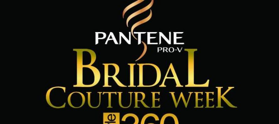 Pantene Bridal Couture Week 2013 – A Starstudded Event!
