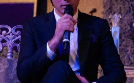 Fawad Khan in Gala Dinner at Shaukat Khanum Memorial Hospital-High Quality Pictures!