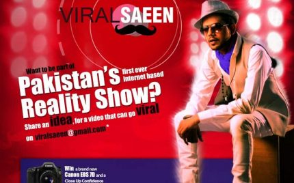 Close Up presents Pakistan's first Online Reality Show!