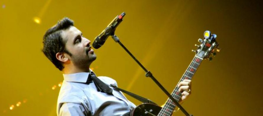 Atif Aslam Live in Concert in Birmingham (UK)- High Quality Pictures!