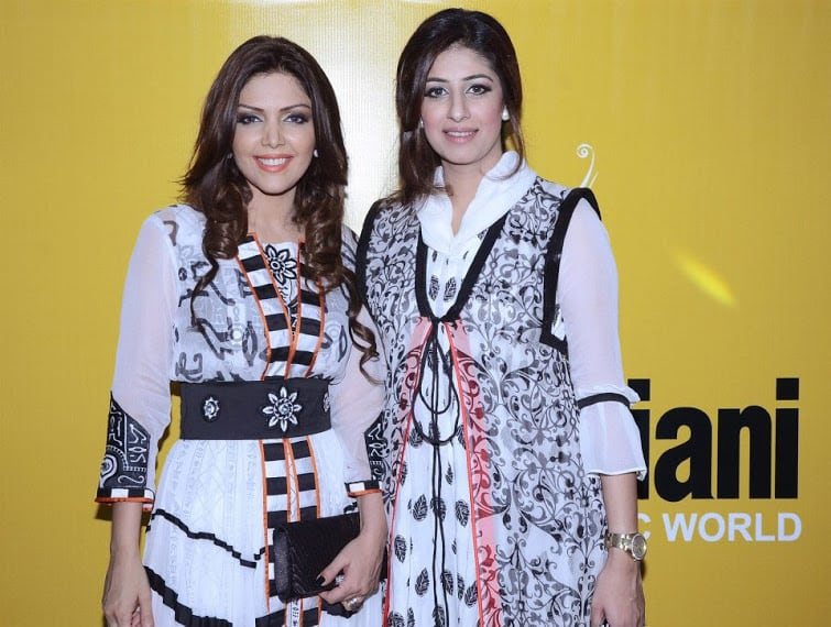 Launch-of-Hadiqa-Kiani-Fabric-World-15