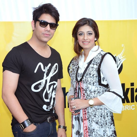 Launch-of-Hadiqa-Kiani-Fabric-World-17
