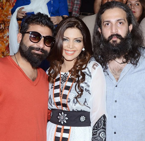 Launch-of-Hadiqa-Kiani-Fabric-World-19