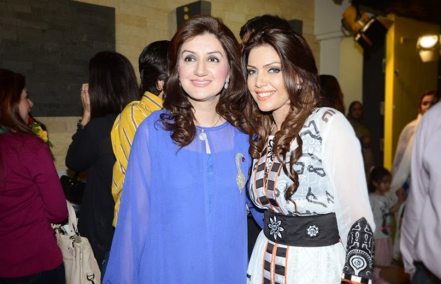 Launch-of-Hadiqa-Kiani-Fabric-World-21