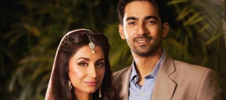 Hira Tareen and Ali Safina-Finally engaged!
