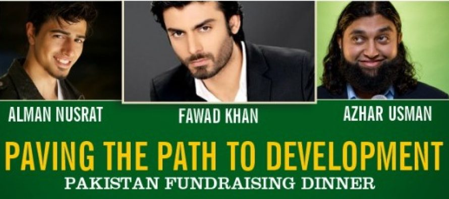 Fawad Afzal Khan – Striving For A Good Cause!