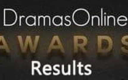 Dramas Online Awards – Results
