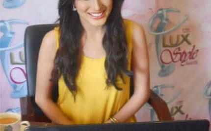 Chat Session with Mehwish Hayat
