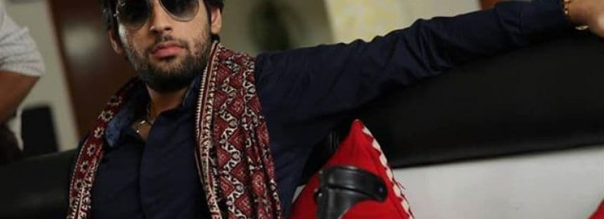 Humayun's Brother, Salman Saeed to make his Debut!
