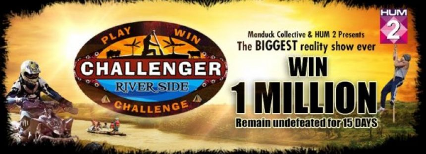 'Challenger'- an Upcoming reality show on HUM2