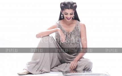Sanam Saeed's Exclusive coverage in Paper Magazine's Latest Edition
