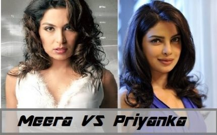 Meera Ready to give Priyanka A tough competition!