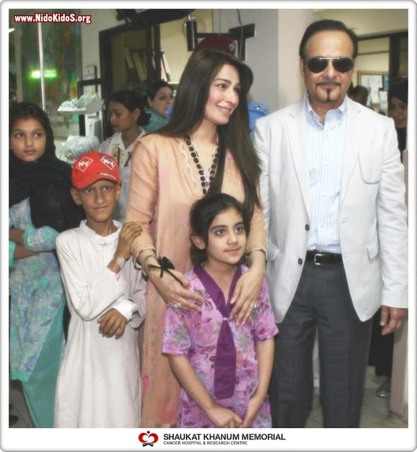 reema visits shaukat khanum cancer hospital (15)