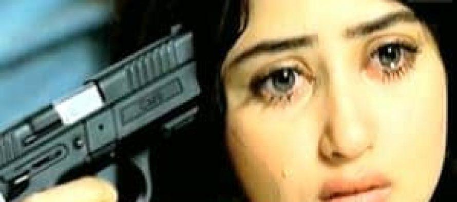 Actress Sajjal Ali on Karachi Mafia's Hit List!