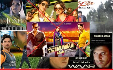 Two big Bollywood ventures banned in Pakistan this Eid-Cinemas to suffer!