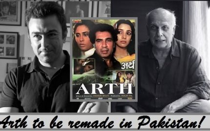 Indian Movie Arth to be remade as joint Indo-Pak Venture!