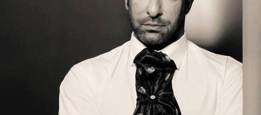 Pakistan's former Cricketer Wasim Akram in an epic look for his latest photoshoot