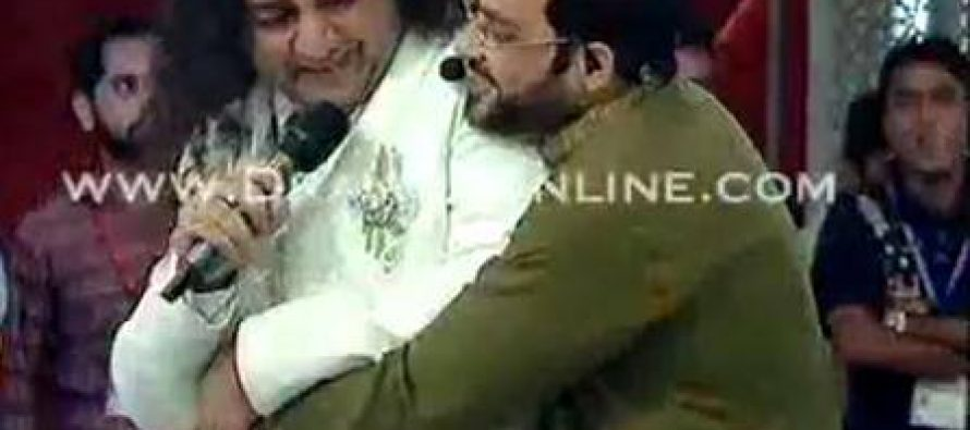 Aamir Liaquat's Insulting Behaviour Towards His Guest
