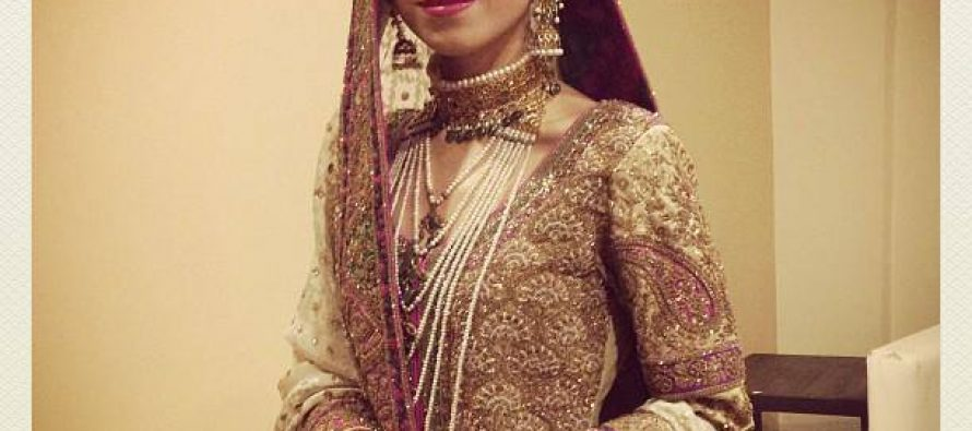Feeha Jamshed Wedding Pictures released!
