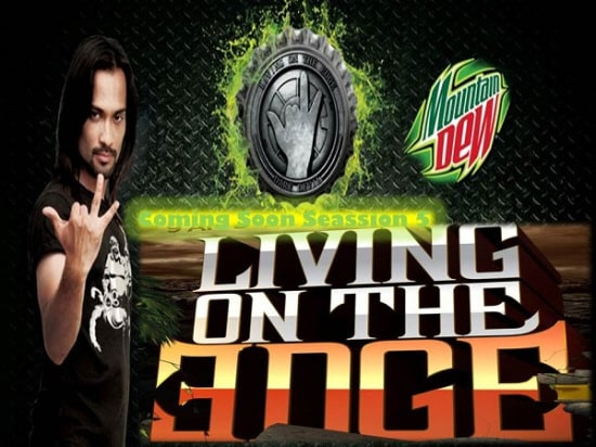 Most Watched Pakistani Reality Show – Living On the edge