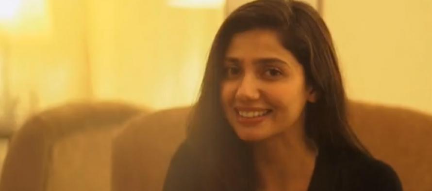 Mahira Khan to Support 'Main Hoon Shahid Afridi'-Watch Video