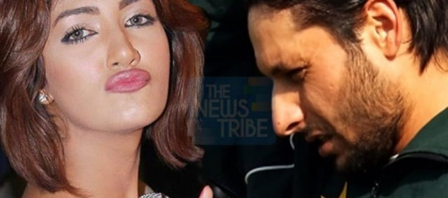 Shahid Afridi Has A Mental Block – Mathira