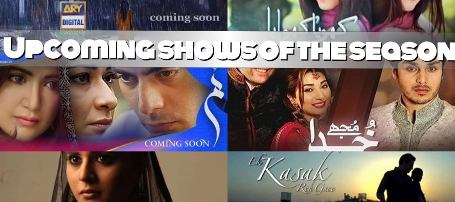 Upcoming Shows of This Season! – A New List