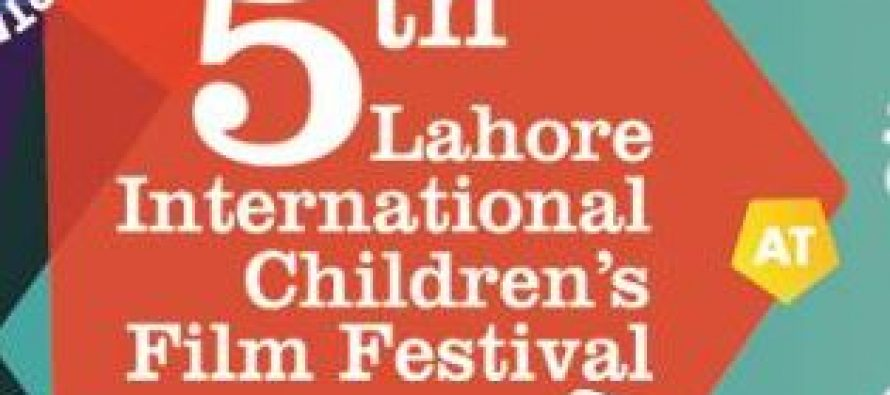 5th International Children Film Festival to be held at Lahore!