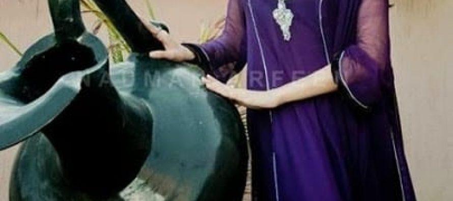 Mehwish Hayat Photoshoot for Naushemian Collection 2013