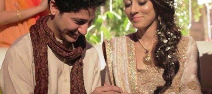 Ainy Jaffri Got Engaged to Faris Rehman!