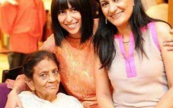 Saba Hameed's Talented Family Tree