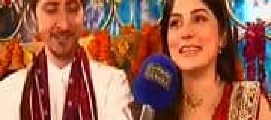 Sanam Baloch's First On-Screen Appearance After Marriage