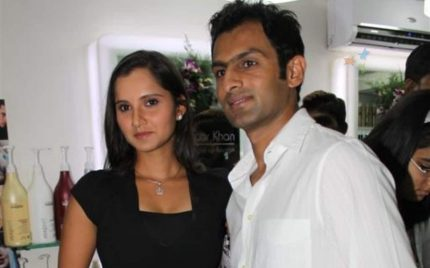 Said NO to Bollywood – Shoaib Malik and Sania Mirza